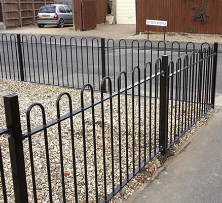 Compton Welding Swindon Railings Gates Bespoke Welding Service